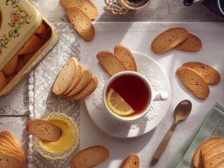 biscotti baicoli veneziani - venezia